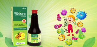 syrup for digestion problem
